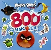 Angry Birds 800 наклеек